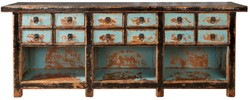 SIDETABLE HAGERSTOWN 12 DRAWERS