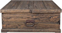 SALONTAFEL TAMAR TREASURE BOX SQUARE 104X104