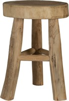 DECORATION STOOL MUNGUR OVAL-1
