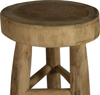 DECORATION STOOL MUNGUR OVAL-3