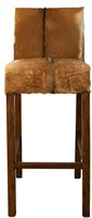 CHAIR BARSTOOL DEVIL GOAT LEATHER-2