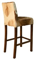 CHAIR BARSTOOL DEVIL GOAT LEATHER-3