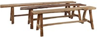 BENCH  RECYCLED TEAK