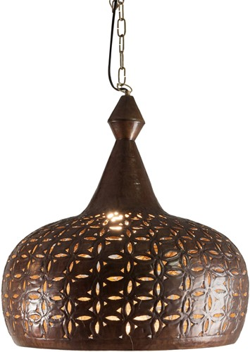 HANGLAMP  LORIENT DARK COPPER