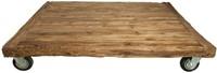 SALONTAFEL LOWNDES WHEELS 100  X 160-3