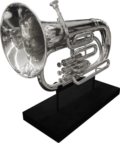 DECORATION EUPHONIUM WITH STAND