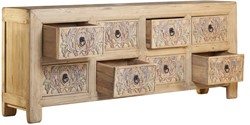 CABINET GOWAN 8 DRAWERS