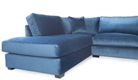 SOFA 3S AMAZON OTTOMAN L JUKE BLUE-2