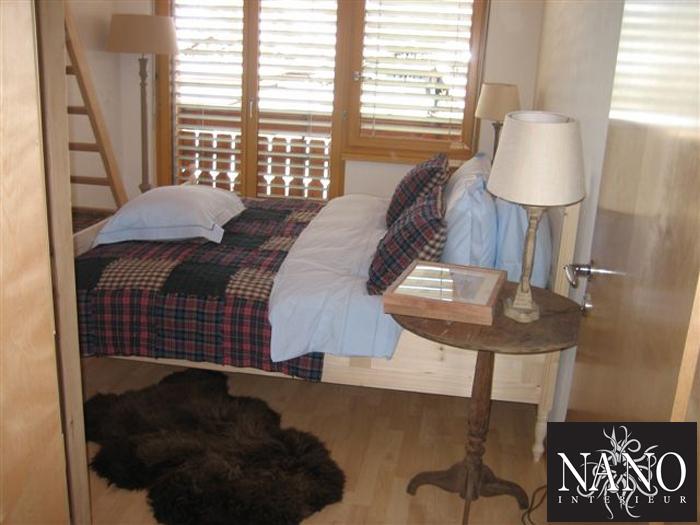 Chalet zwitserland for Chalet slaapkamer