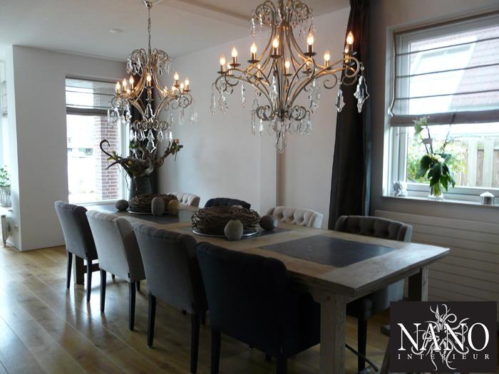 Woonkamer natuurtinten beste inspiratie voor huis ontwerp - Woonkamer spiegel ...