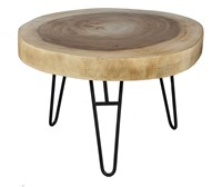 COFFEE TABLE MUNGGUR/ WITH IRON LEGS-3