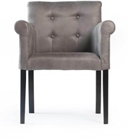 DININGCHAIR ENZO SUMMER GREY-1
