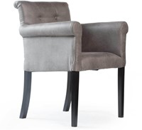 DININGCHAIR ENZO SUMMER GREY-2