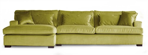 SOFA 3S BRIGHTON ARM R + LCH 170 L DOUGLAS GRASS FIXED UPHOLSTERY-2