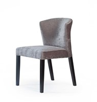 DININGCHAIR TRENTO/ CAST DARKGREY-1