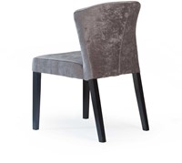 DININGCHAIR TRENTO/ CAST DARKGREY-2