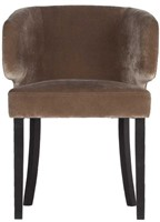 DININGCHAIR NANCY/ BAROQUE CACOA