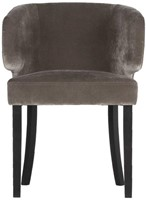 DININGCHAIR NANCY/ BAROQUE GREY-1