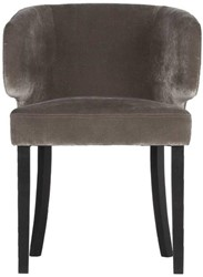 DININGCHAIR NANCY BAROQUE GREY