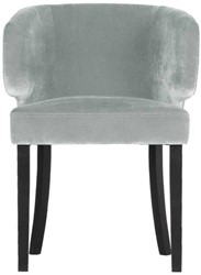 DININGCHAIR NANCY/ BAROQUE SILVER