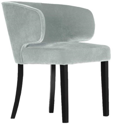 DININGCHAIR NANCY/ BAROQUE SILVER-2