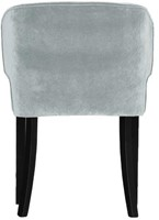 DININGCHAIR NANCY/ BAROQUE SILVER-3