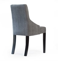DININGCHAIR STEFANO/ KISS GRAPHITE-2