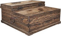 SALONTAFEL TAMAR TREASURE BOX 85 X 85 CM