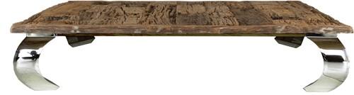 SALONTAFEL TOP TEXAS 150X150 WITH TERNI LEG