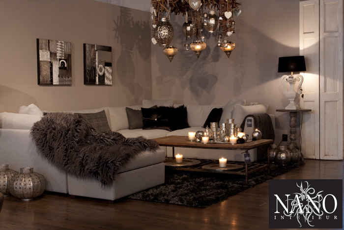 Lampen hanglampen tafellampen staande lampen - Decoratie interieur trap schilderij ...